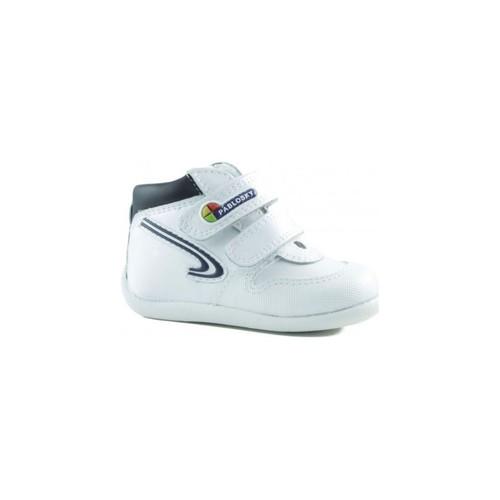 Zapatos Niño Zapatillas altas Pablosky TORELLO PARA CHICOS DEPORTIVOS BLANCO