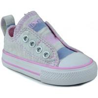 Zapatos Niños Zapatillas bajas Converse AS SLIP OX ROSA