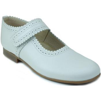 Zapatos Niños Bailarinas-manoletinas Rizitos MERCEDES BEIGE