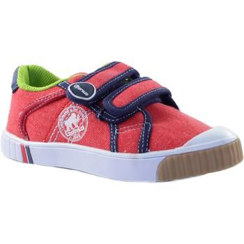 Zapatos Niños Zapatillas bajas Gorila STONE MOSS ROJO