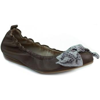 Zapatos Mujer Bailarinas-manoletinas Vienty RP CUÑA MARRON