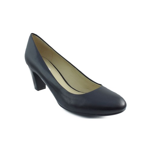 Zapatos Mujer Zapatos de tacón Geox D MARIEC BLACK