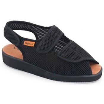 Zapatos Mujer Sandalias Calzamedi DOMESTICO POSTOPERATORIO COMODO NEGRO