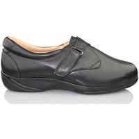 Zapatos Mujer Mocasín Calzamedi S  PALA ELASTICA DE ANATOMICO W NEGRO