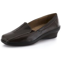 Zapatos Mujer Mocasín Calzamedi MOCASIN ANATOMICO MARRON
