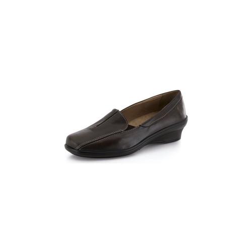 Zapatos Mujer Mocasín Calzamedi MOCASIN COMODO ANATOMICO MARRON