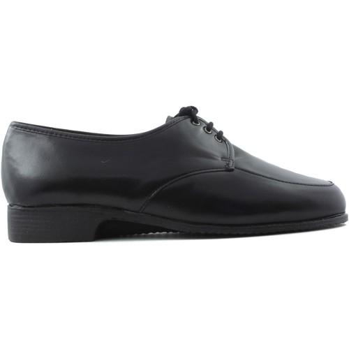 Zapatos Mujer Richelieu Drucker Calzapedic CORDON NEGRO
