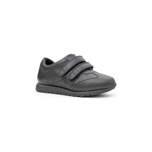 Zapatos Mujer Derbie & Richelieu Calzamedi S DIABETICO NEGRO