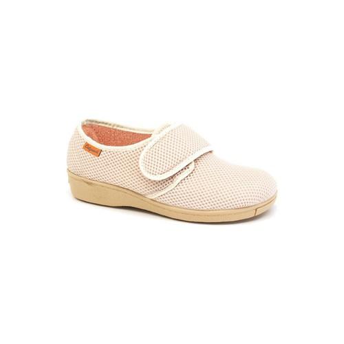 Zapatos Mujer Pantuflas Calzamedi POSTOPERATORIO DOMESTICO BEIGE