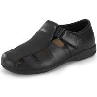 Zapatos Sandalias Calzamedi ANCHO 15 NEGRO