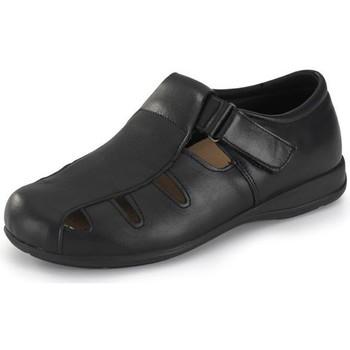 Zapatos Sandalias Calzamedi DIABETICO NEGRO