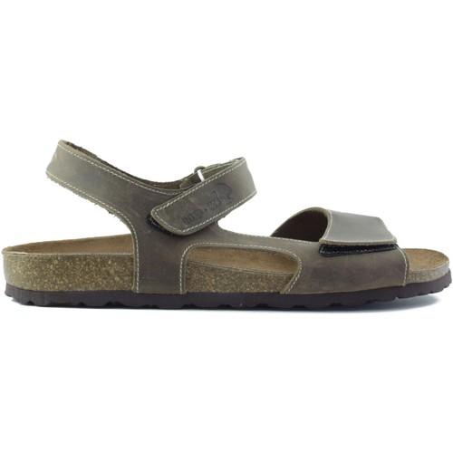 Zapatos Hombre Sandalias Interbios NAUTILUS PARDO
