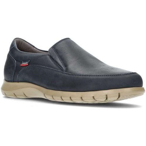 Zapatos Hombre Mocasín CallagHan MOCASIN EXTRACOMODO LIGERO M AZUL