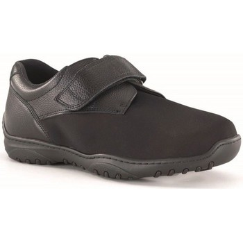 Zapatos Hombre Derbie Calzamedi S  TOTAL ADAPTABLE NEGRO