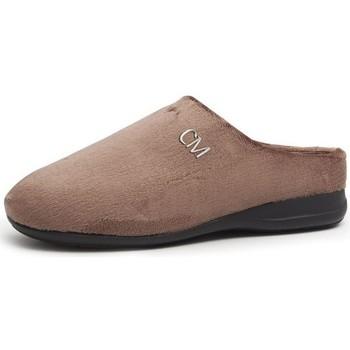 Zapatos Zuecos (Clogs) Calzamedi IR POR CASA MARRON