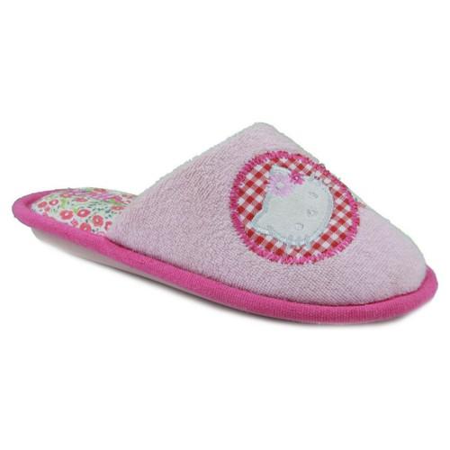 Zapatos Niños Pantuflas Hello Kitty HOUSE ROSA