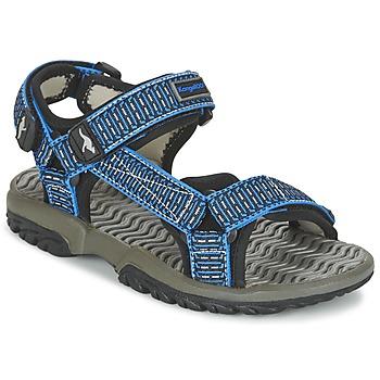 Zapatos Niño Sandalias Kangaroos KS 22 Azul