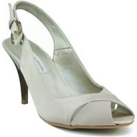 Zapatos Mujer Sandalias Angel Alarcon DE FIESTA BEIGE
