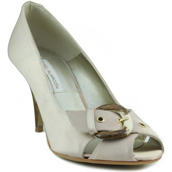 Zapatos Mujer Zapatos de tacón Angel Alarcon ZAPATO DE MUJER TACON ABIERTO BRONCE
