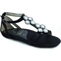 Zapatos Mujer Sandalias Marian DE   FIESTA NEGRO