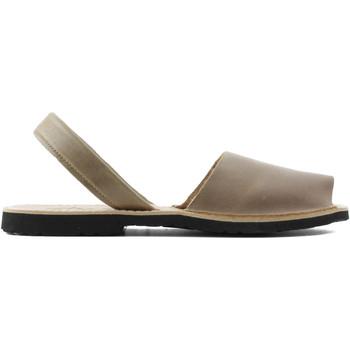 Zapatos Zuecos (Mules) Arantxa MENORQUINA DE PIEL CUERO