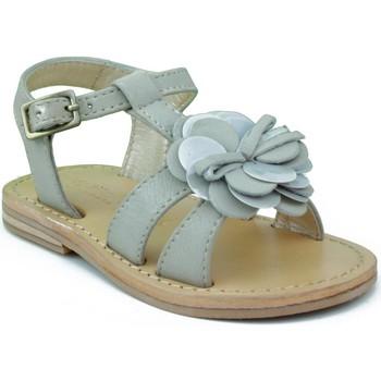 Zapatos Niña Sandalias Oca Loca OCA LOCA VALENCIA AD FLOR GRIS