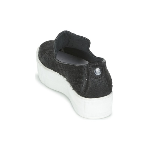 Zapatos casuales salvajes Zapatos especiales Maruti ABBY Negro