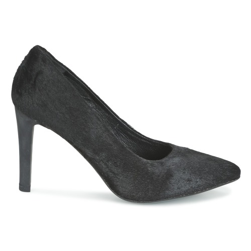 Zapatos Zamba Mujer Maruti De Negro Tacón SVzUpMq