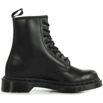 Zapatos Mujer Botas de caña baja Dr Martens 1460 Mono Negro