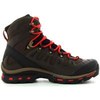 Zapatos Hombre Senderismo Salomon Quest Origin GTX Marron
