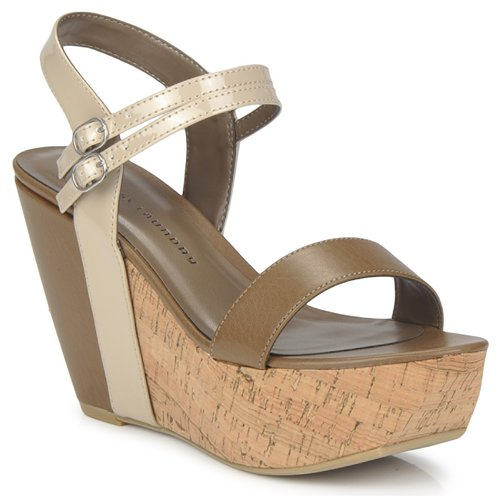 Zapatos Mujer Sandalias Chinese Laundry GO GETTER Topotea / Beige