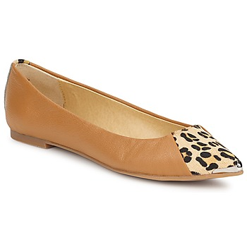 Zapatos Mujer Bailarinas-manoletinas Chinese Laundry EXTRA CREDIT Camel