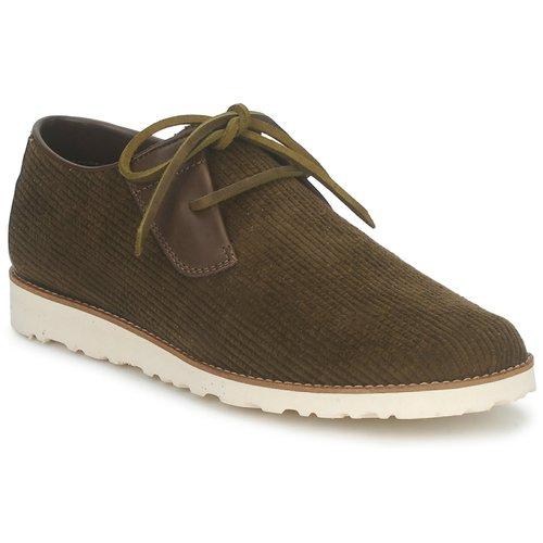 Zapatos Hombre Derbie Nicholas Deakins Macy Micro SILVER