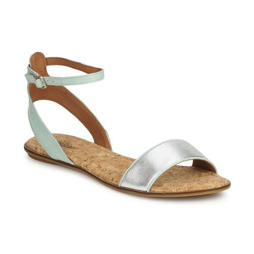 Los últimos zapatos de descuento para hombres y mujeres Zapatos especiales Lucky Brand COVELA Mint / Silver