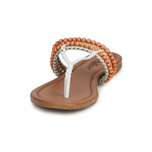 Mujer Brand Zapatos Sandalias NudeBlanco Lucky Mint Dollis T3uJ5lKcF1