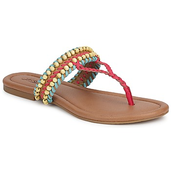 Zapatos Mujer Sandalias Lucky Brand DOLLIS Dark / Camel / Teaberry / Capri / Azul