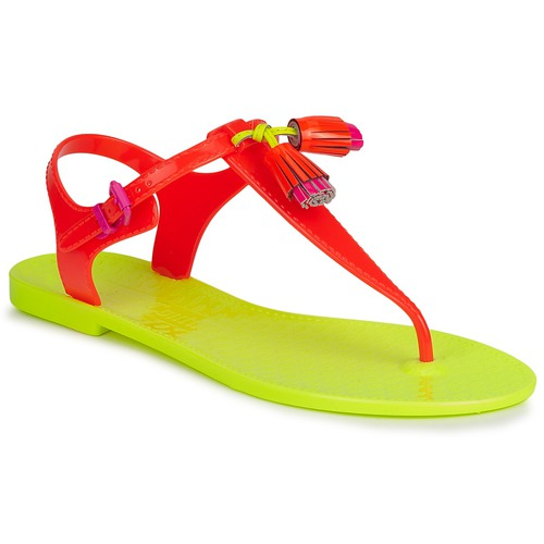 Cómodo y bien parecido Zapatos especiales Juicy Couture WISP Neón / Naranja
