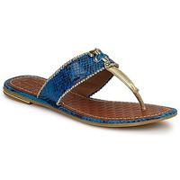 Zapatos Mujer Sandalias Juicy Couture ADELINE Bright / Azul / Snake