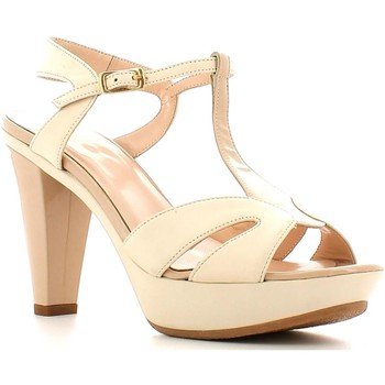 Grace Shoes Cr52 High Heeled Sandals..
