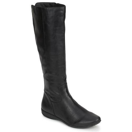 Zapatos Mujer Botas urbanas Moony Mood GURLEN Negro