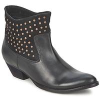 Zapatos Mujer Botas de caña baja Friis & Company DUBAI FLIC Negro