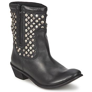 Zapatos Mujer Botas de caña baja Friis & Company DUBLIN JANI Negro