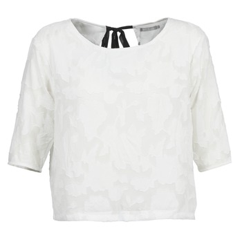 textil Mujer Tops / Blusas Betty London DEARTBEAT Blanco