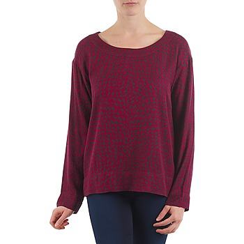 textil Mujer Tops / Blusas Bensimon LINDSAY Morado