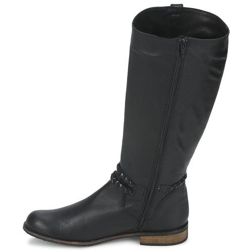 Zapatos promocionales So Size BERTOU Negro  Gran descuento