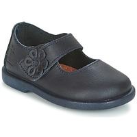 Zapatos Niña Bailarinas-manoletinas Citrouille et Compagnie MILSO Marino