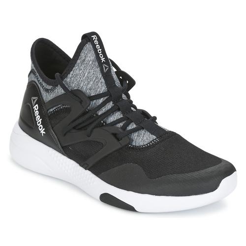 Zapatos Mujer Fitness / Training Reebok Sport HAYASU Negro / Gris