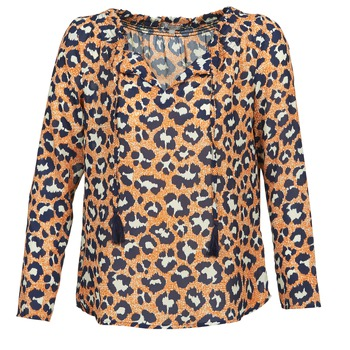 textil Mujer Tops / Blusas Betty London DIDO Naranja