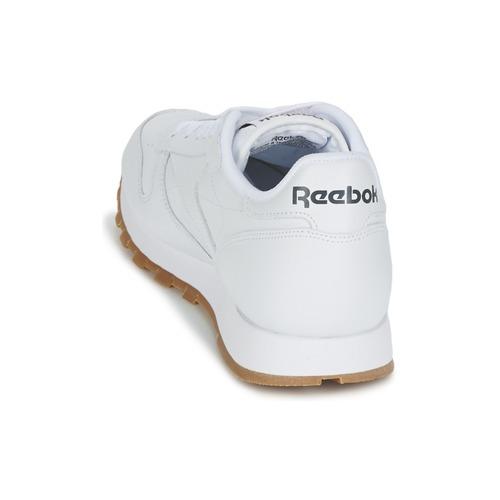 Reebok Blanco Classic Reebok Classic Leather vNO8n0wyPm