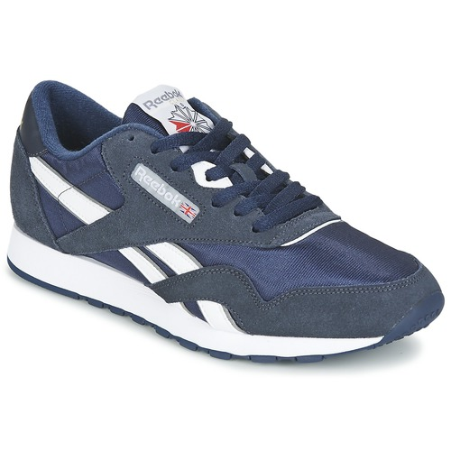 Zapatos especiales para hombres y mujeres Reebok Classic CLASSIC NYLON Azul